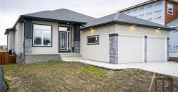 Newly built Sage Creek Home