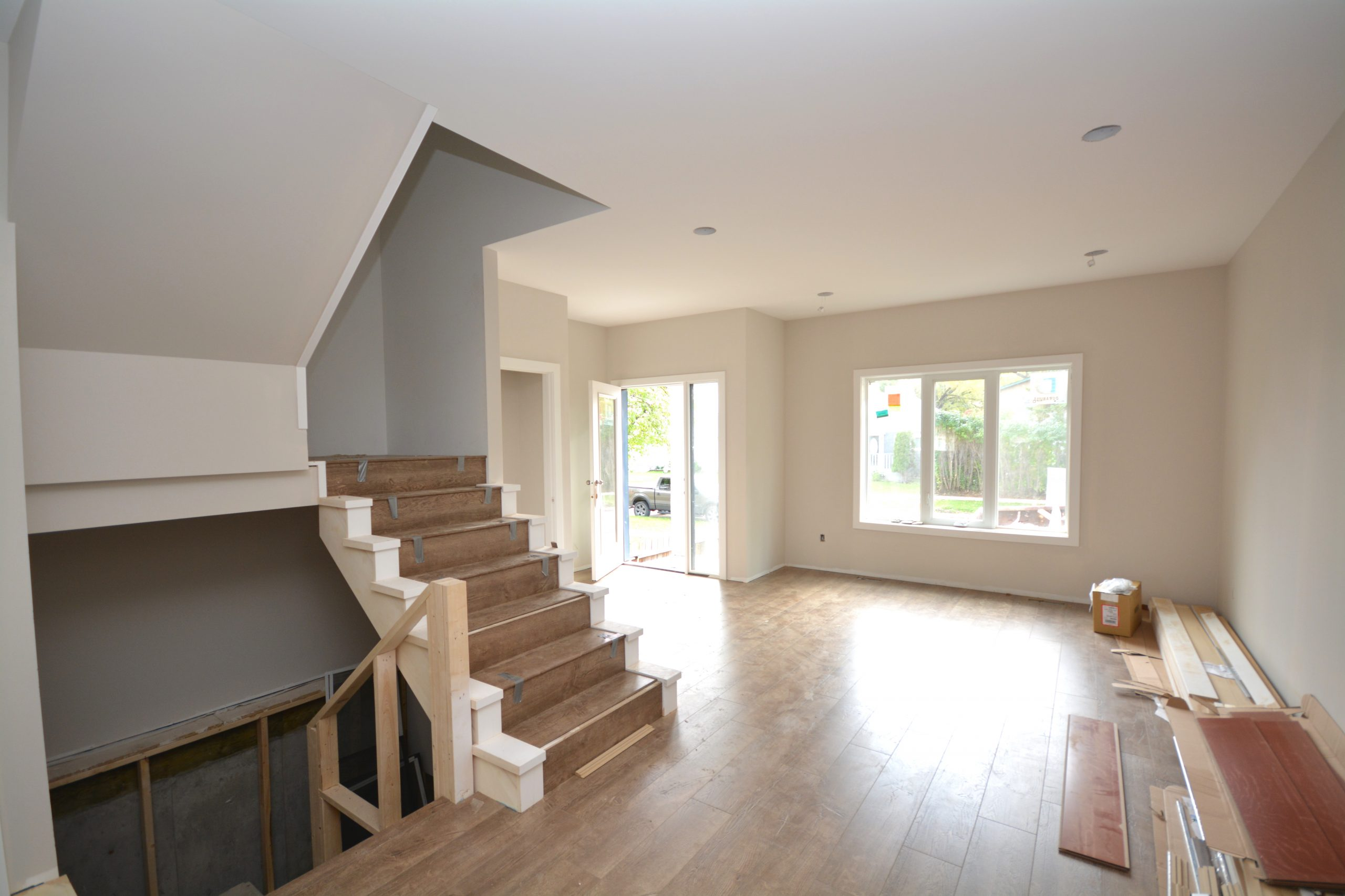 Brand new luxury home in West Fort Garry