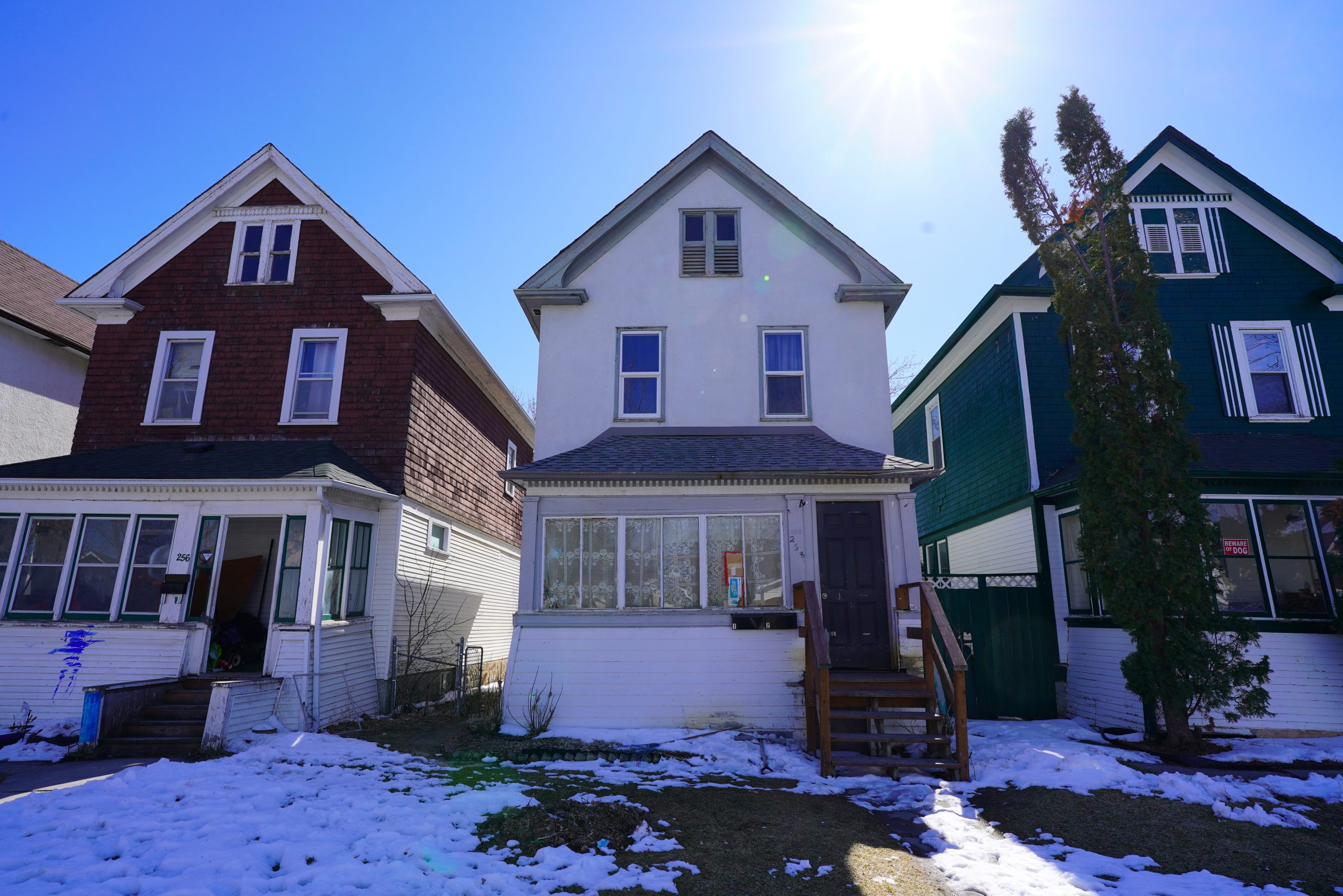 258 Cathedral – Winnipeg Duplex For Sale