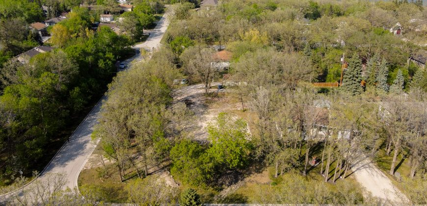 2071 Roseneath Ave – Birds Hill Building Lot